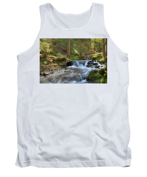Spring Run Off Tank Top
