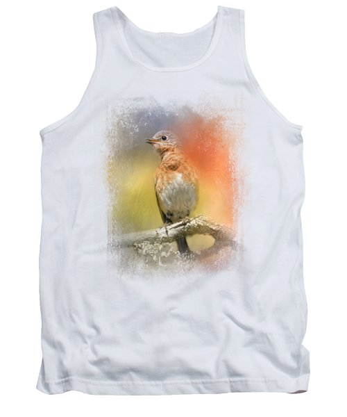 Spring Song Tank Top by Jai Johnson