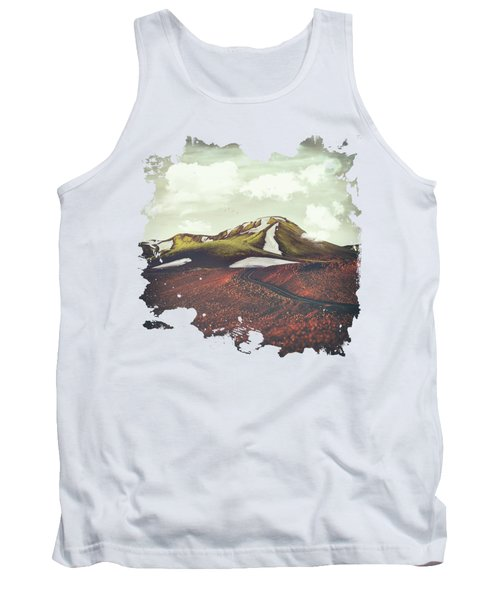 Spring Thaw Tank Top by Katherine Smit