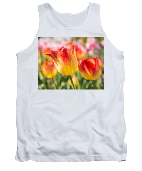 Spring Touches My Soul Tank Top