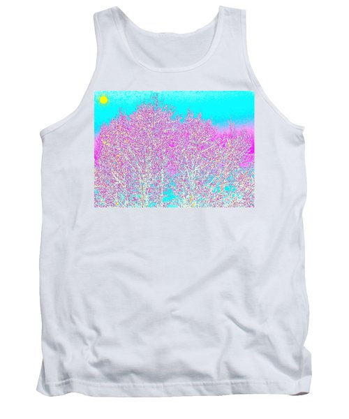 Spring Tank Top by Will Borden