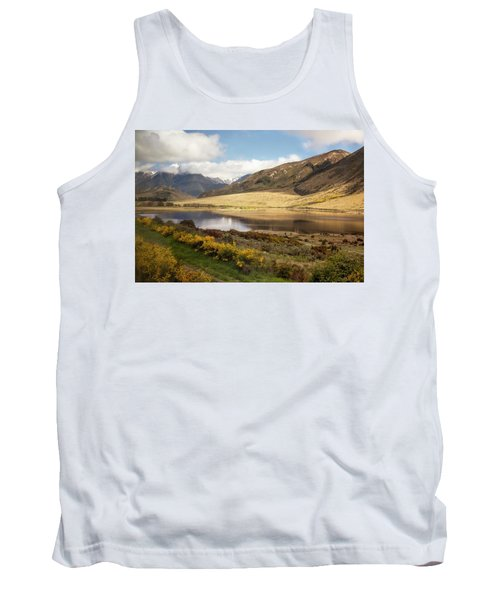 Springtime In New Zealand Tank Top
