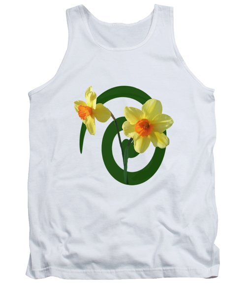 Springtime Tshirt Tank Top