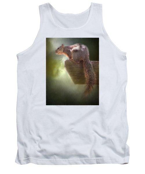 Squirrel Tank Top