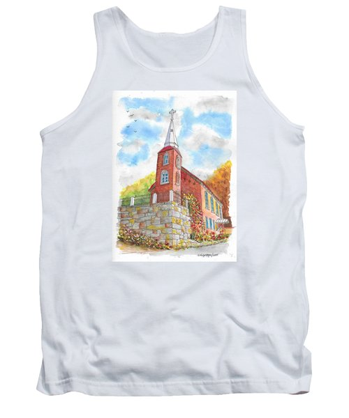 St. Agustine's Catholic Church, Austin, Nevada Tank Top