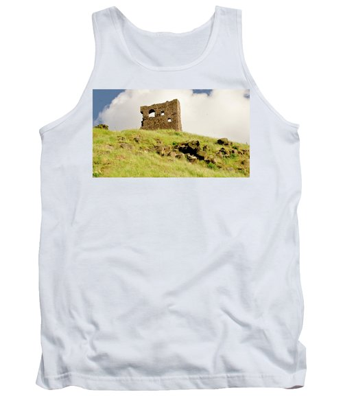 St. Anthony's Chapel Ruins. Tank Top