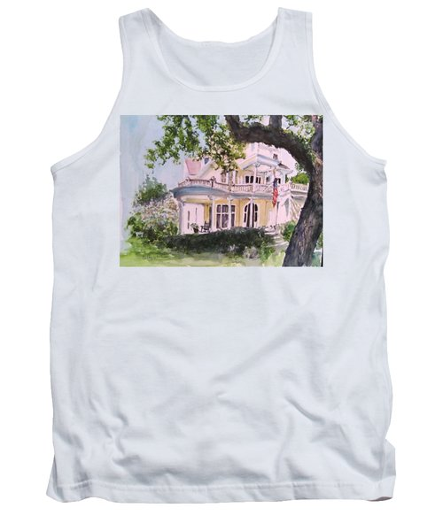 St Charles @ Valance New Orleans Tank Top