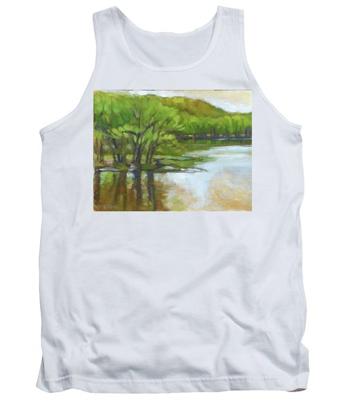 St. Croix, Spring Flood Tank Top