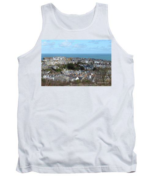 Tank Top featuring the photograph St Ives, Cornwall, Uk by Nicholas Burningham
