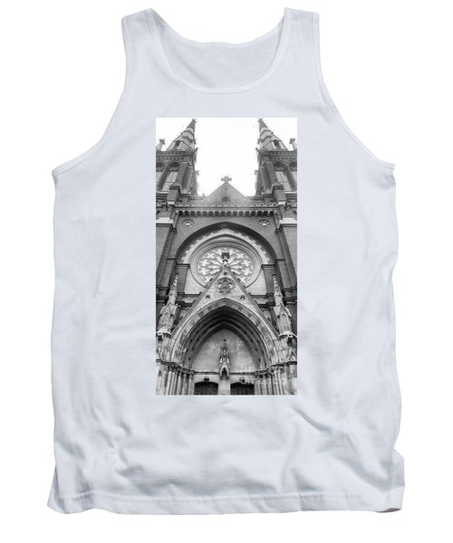 St. John's Cathedral In Helsinki, Finland. Tank Top