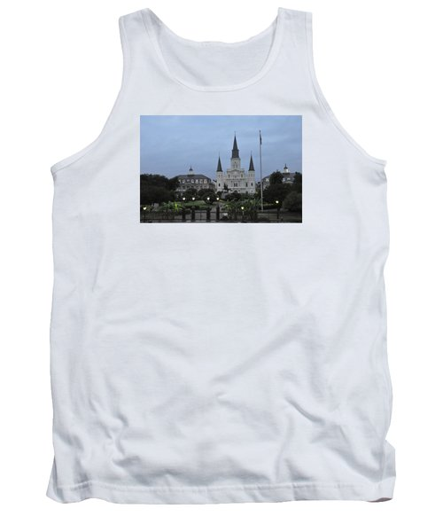 St. Louis Catherderal Tank Top by Helen Haw
