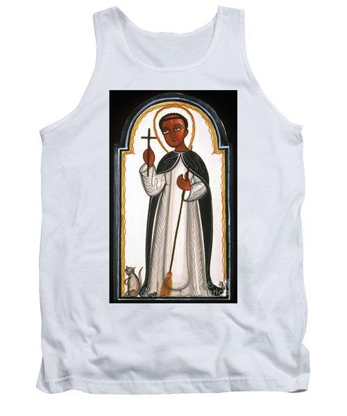 St. Martin Of Porres - Aomap Tank Top