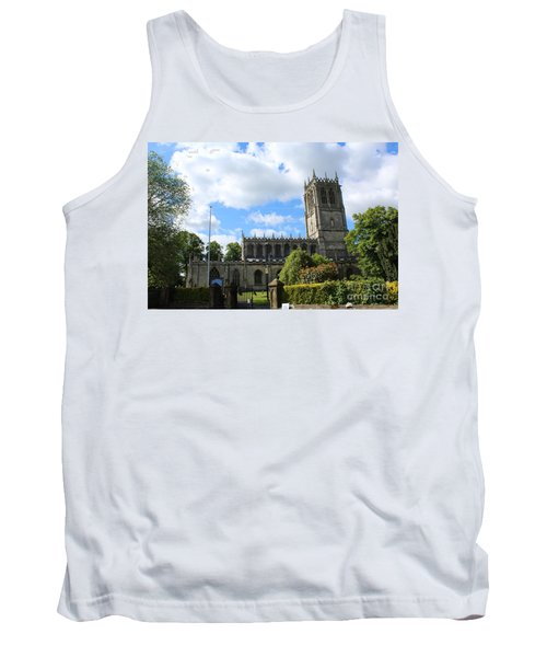 St. Mary's,tickhill Tank Top