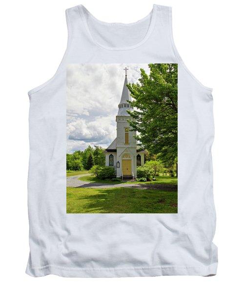 St. Matthew's Chapel Tank Top