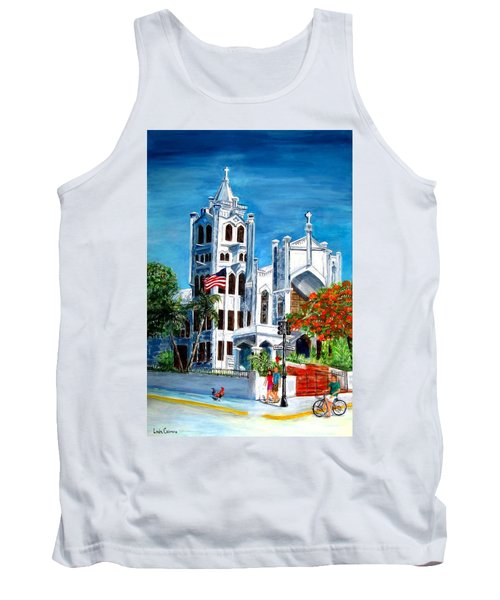 St. Paul's Church  Tank Top
