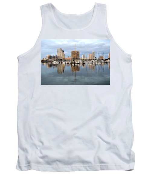 St Petersburg Marina Tank Top