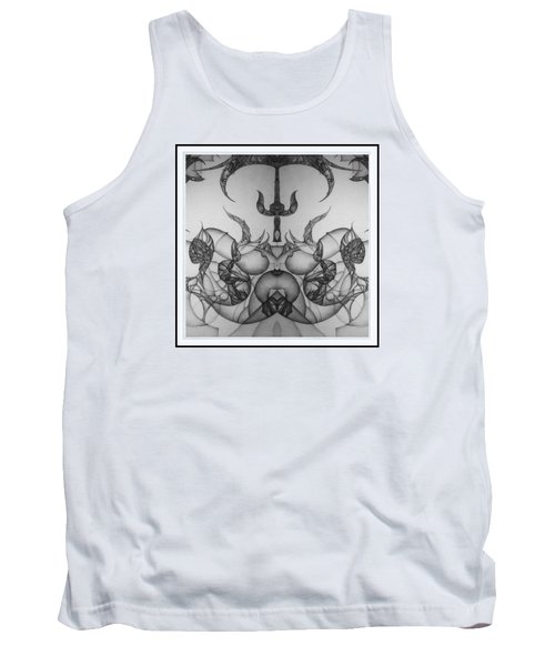 Stage Three Tank Top by Jack Dillhunt