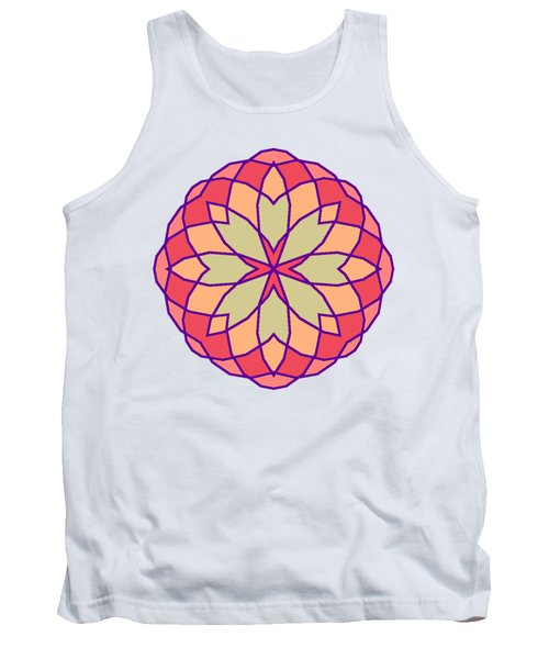 Stained Glass Tank Top