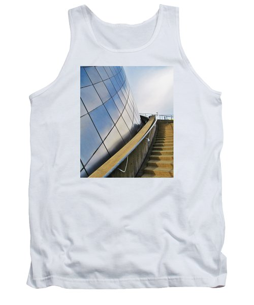 Staircase To Sky Tank Top by Martin Cline