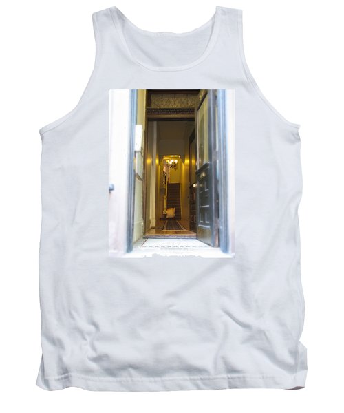 Stairs Tank Top by Christopher Woods