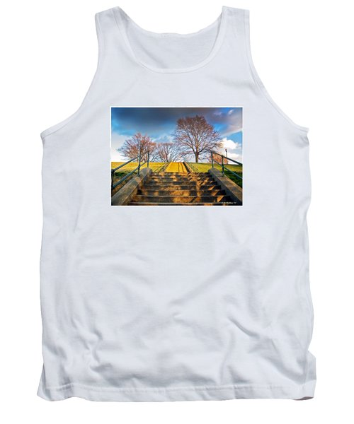 Stairway To Federal Hill Tank Top