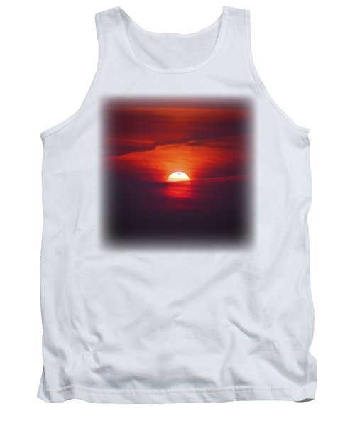 Stairway To Heaven On Transparent Background Tank Top