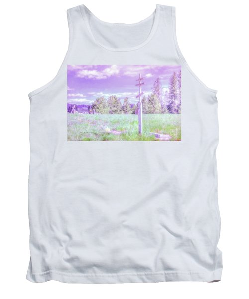 Stand Alone Tank Top
