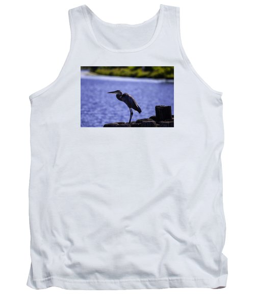 Standing On The Dock Of The Bay Tank Top