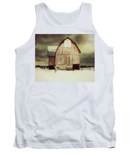Tank Top featuring the photograph Standing Tall by Julie Hamilton