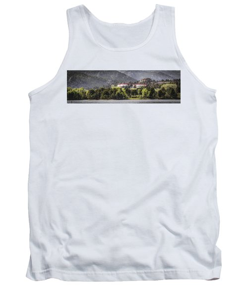 Stanley With Fisher Girl Pano Tank Top