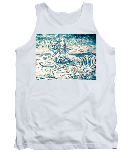 Star Bearer Mermaid Tank Top