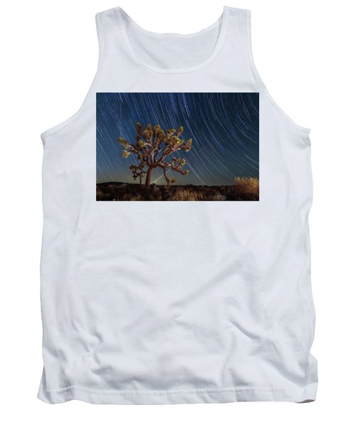Star Spun Tank Top