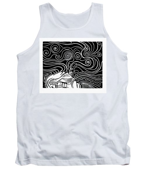 Starry Cabin Tank Top