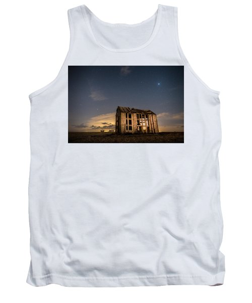 Starry Night At Dungeness Tank Top