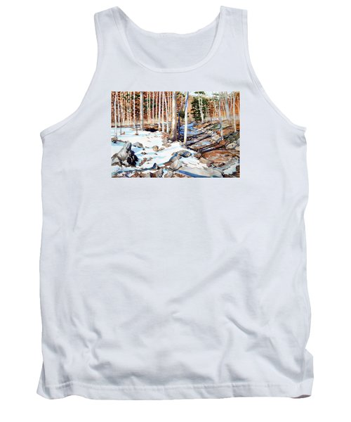 Start Of The Journey Tank Top