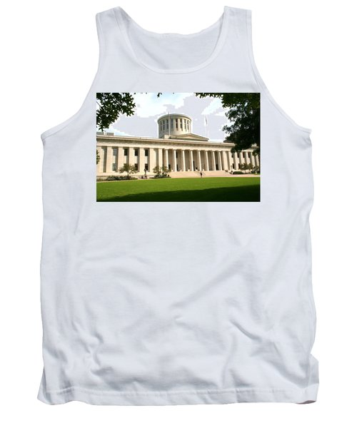 State Capitol Of Ohio Tank Top