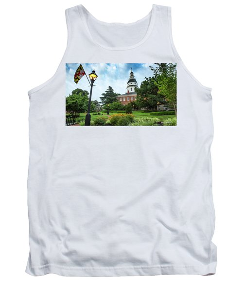 State Capitol Tank Top