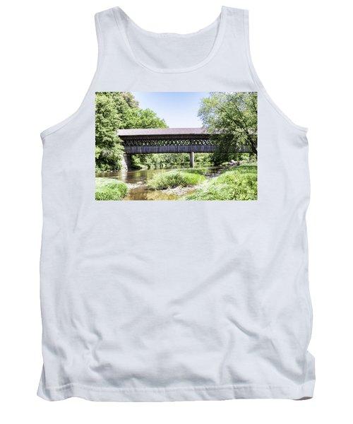 State Road Covered Bridge No.2 Tank Top
