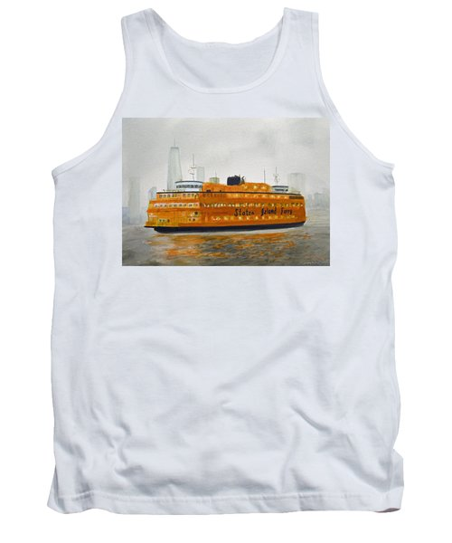 Staten Island Ferry Tank Top