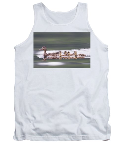 Stay In Line... Tank Top