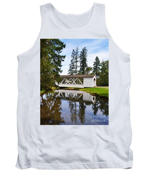 Stayton-jordon Covered Bridge Tank Top