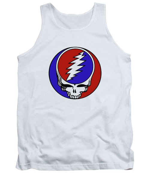 Steal Your Face Tank Top