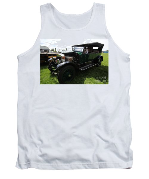 Steam Car Tank Top