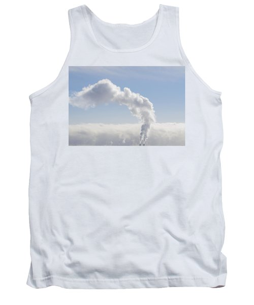 Steam Tank Top by Keith Armstrong