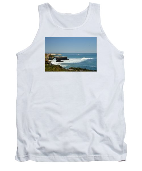 Steamer Lane, Santa Cruz Tank Top