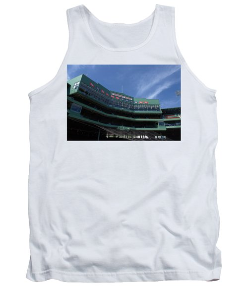 Steeped In History Tank Top