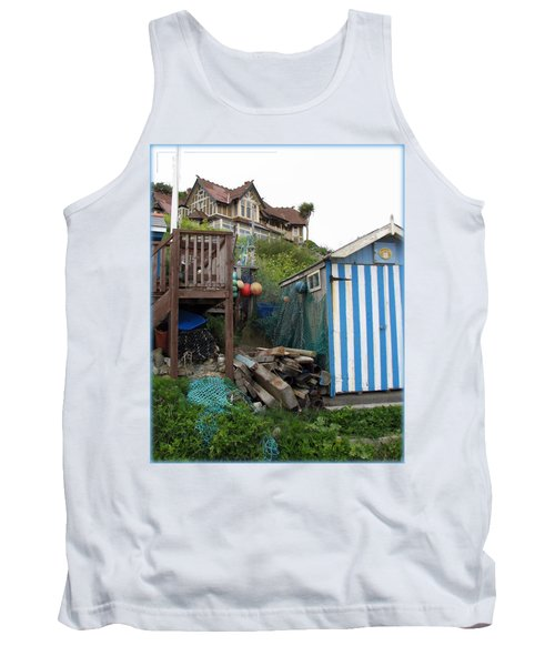 Steephill Cove Tank Top by Carla Parris