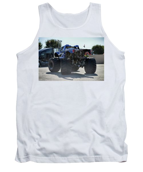 Steer Me Tank Top by Bill Dutting