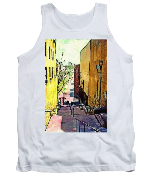 Steps At 187 Street Tank Top