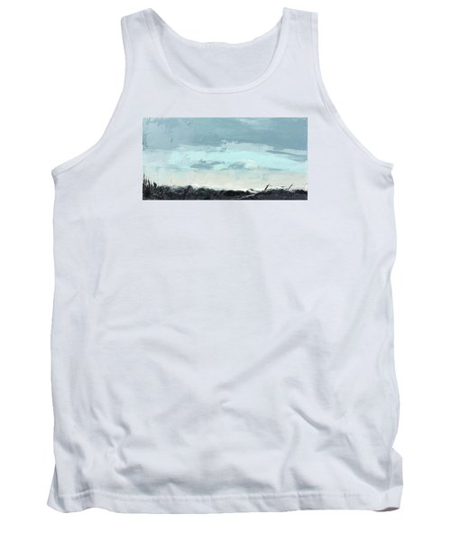 Still. In The Midst Tank Top by Nathan Rhoads